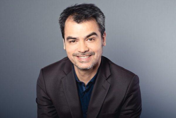 Philippe Duhamel co-fondateur de la startup Clustaar