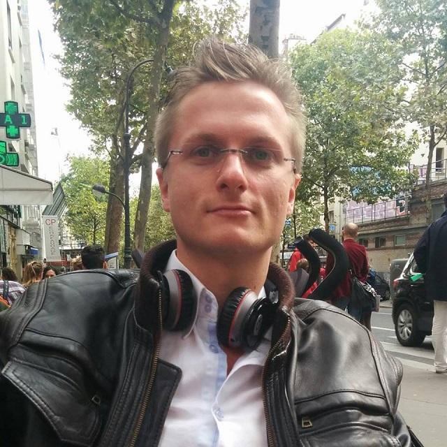On vous présente Constantin : notre alternant développeur web!