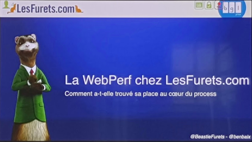 Meetup Paris : La Webperf